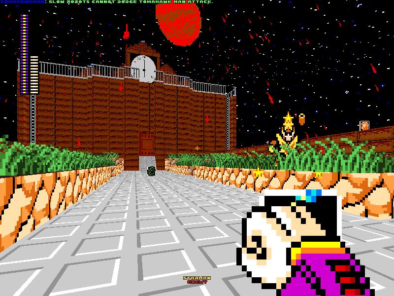 Megaman 8 bits deathmatch! Faisons des parties? Screenshotdoom201206171