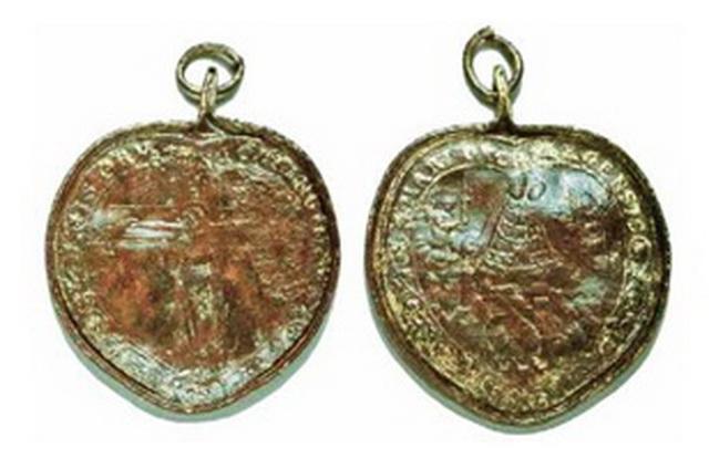 Santa Cruz Milagrosa de Polling / S. Maria Achbergensis - MR(342) (R.M. SXVII-O245) Ioqf