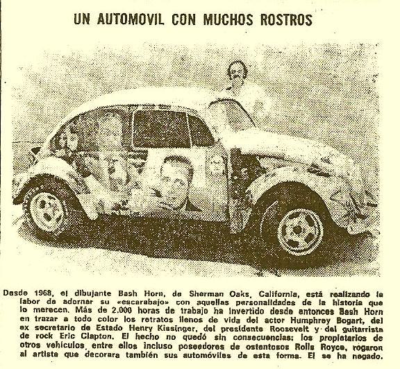 recortes viejos referentes a VW y a los Aircooled's...  1975vwusadibujosrostros