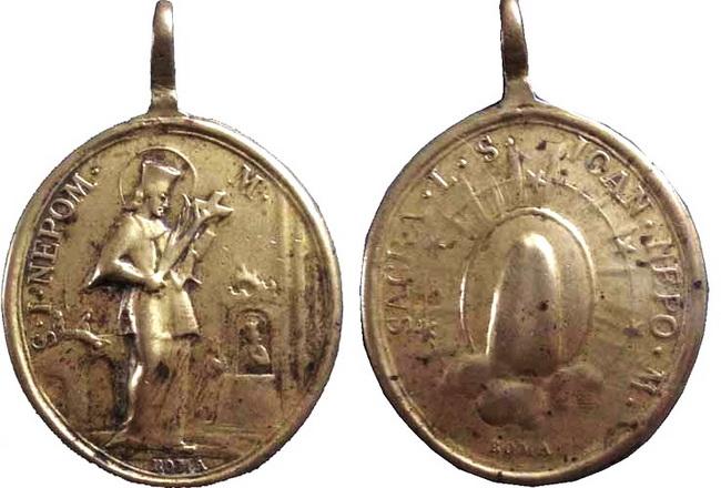 Recopilatorio medallas San Juan Nepomuceno 83vt