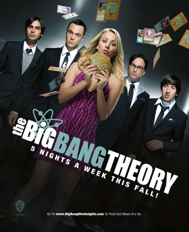 The Big Bang Theory S01-08 | S08E01-E11 HDTV | 720P Thebigbangtheorys5poste