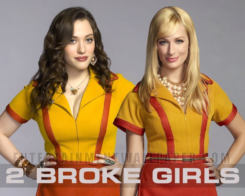 2 Broke Girls S01-05 | S05E01-E12 HDTV +720p 3k1t