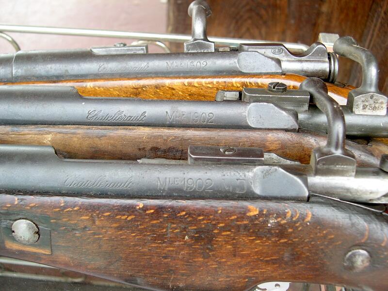 "berthier modèle 1902 dit""indochinois"" 1902inde"