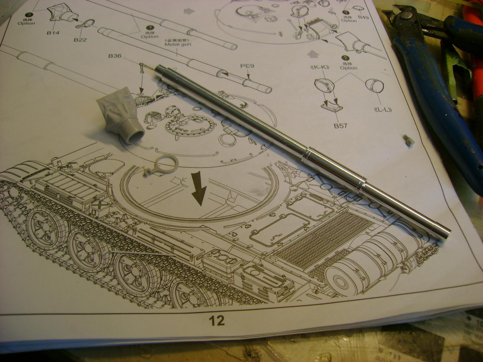 T-62 Trumpeter ...Terminé Up du 11/12... - Page 2 18006889