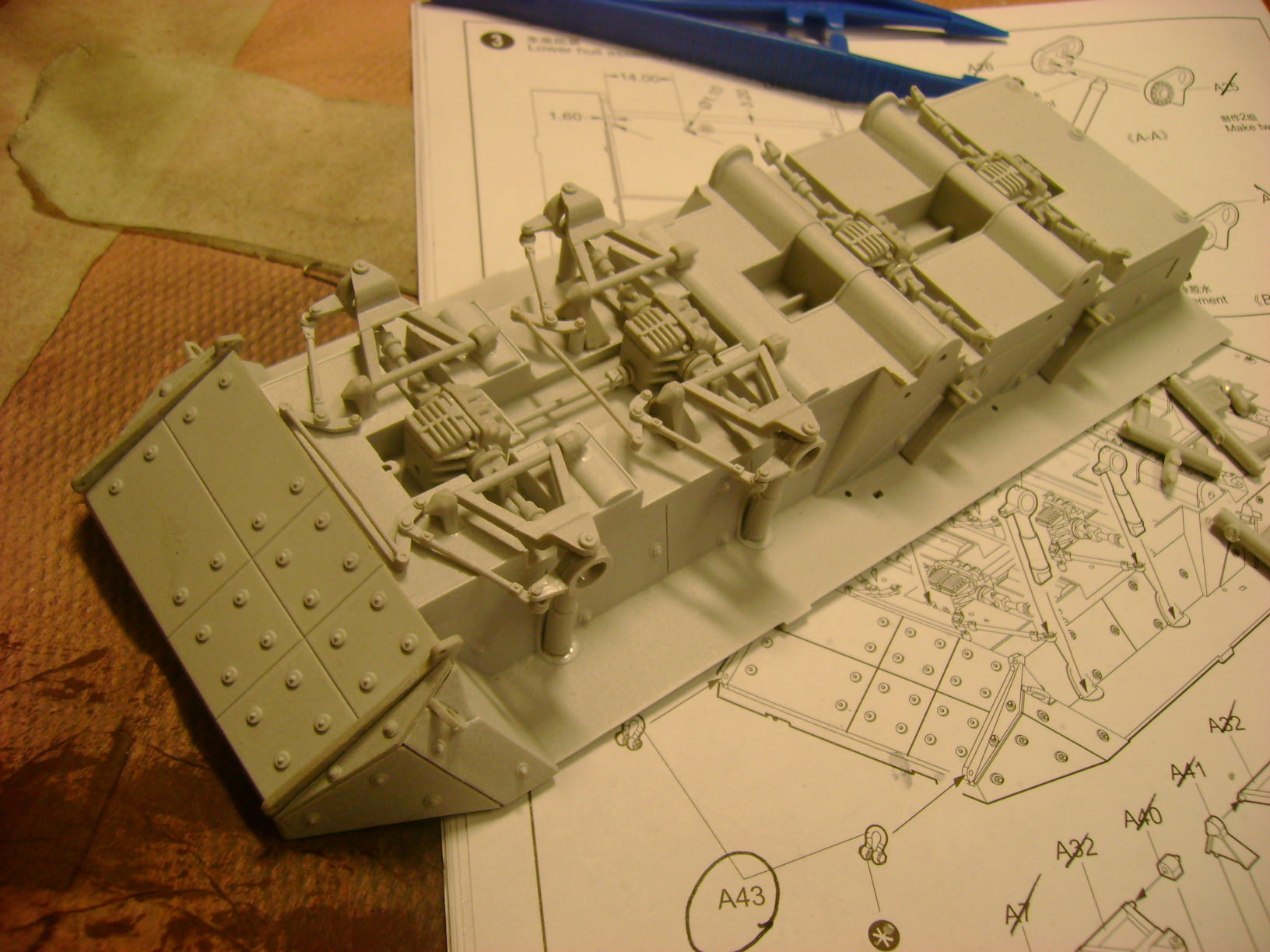 M1135 Stryker NBC RV 1/35 Trumpeter.... Terminé.... - Page 2 92599906
