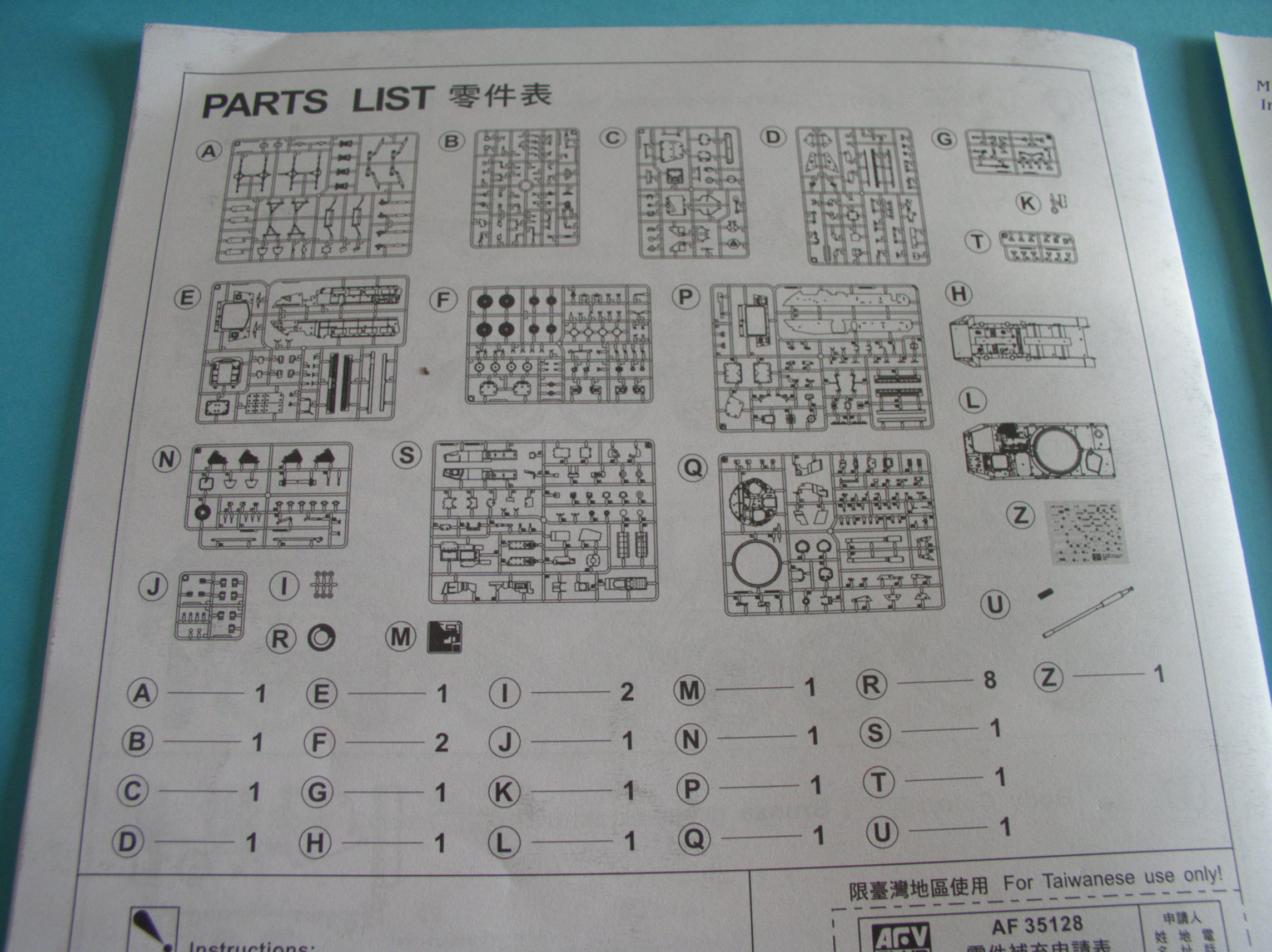 Review Kit Stryker M1128 MGS 1/35 AFV CLUB... P3110024s