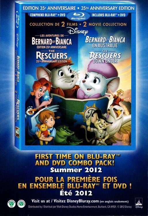 [BD] Les Aventures de Bernard et Bianca / Bernard et Bianca au Pays des Kangourous (24 octobre 2012) - Page 2 Ccf2012020900006