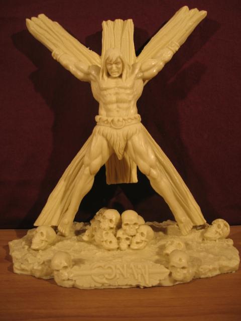 Barbarian Fan Collection Heroic-Fantasy (MAJ 01/01/13) 20090306statuecollectioi