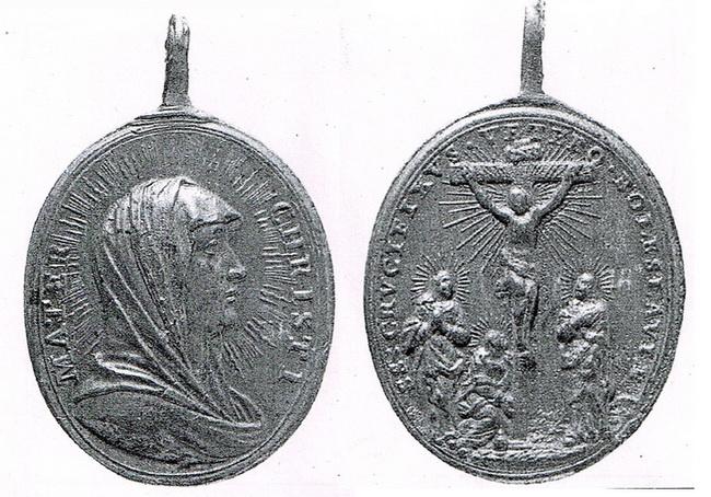 Recopilación medallas con el Rostro de Cristo ( Salvator Mvndi II) 53tm