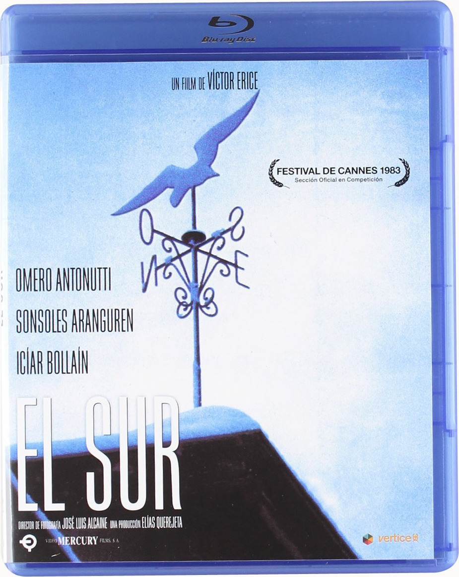 El Sur aka The South (1983) Víctor Erice 47689front