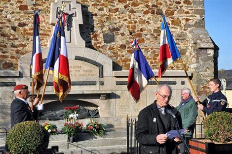 Nouvelle profanation de monuments aux morts Pacexy