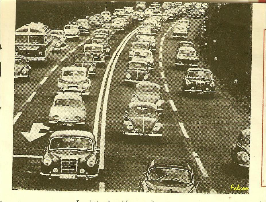 recortes viejos referentes a VW y a los Aircooled's...  1961vwvariosescarabajos