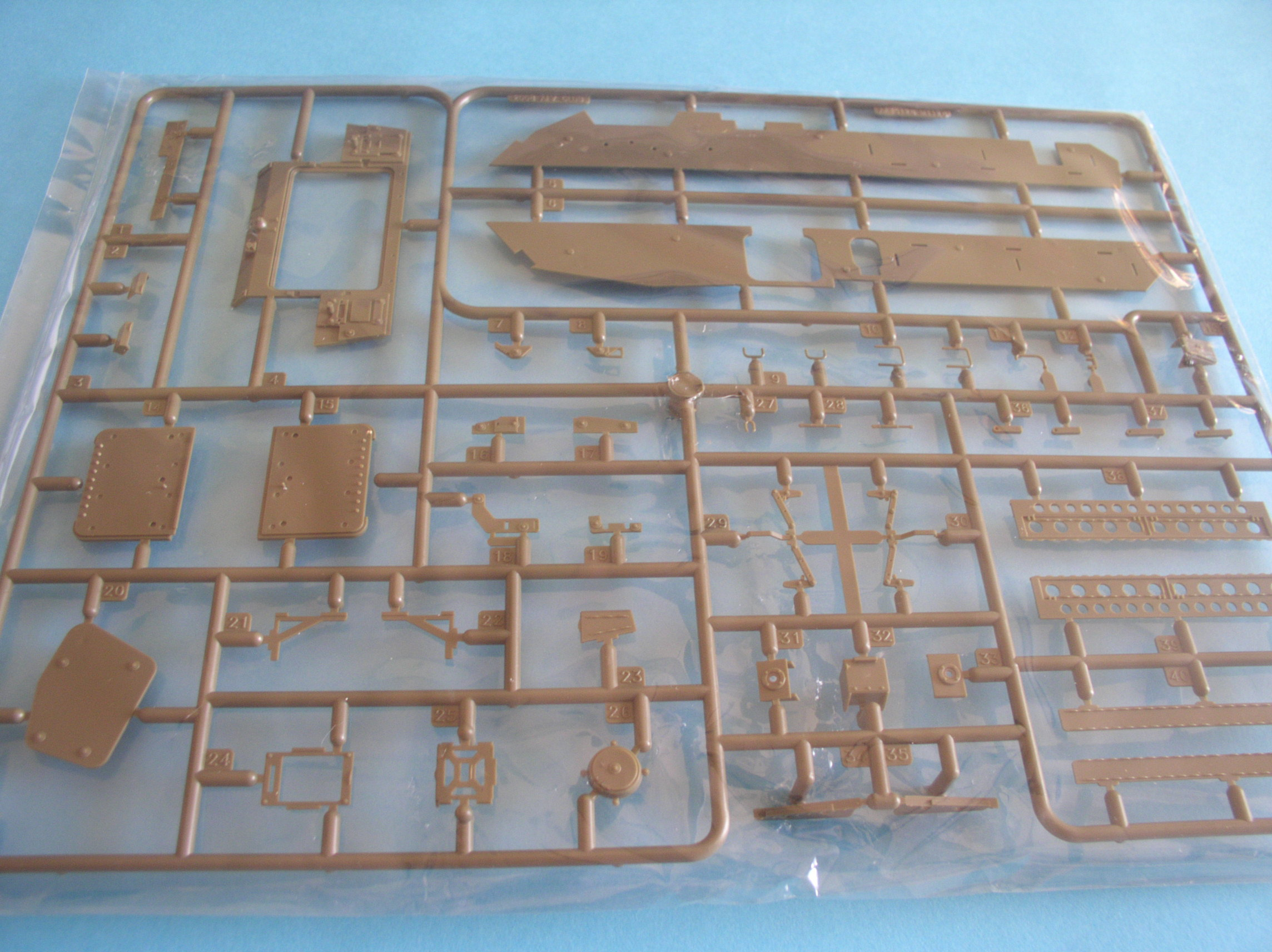Review Kit Stryker M1128 MGS 1/35 AFV CLUB... P3110003