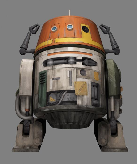 Star Wars Rebels Tpd1