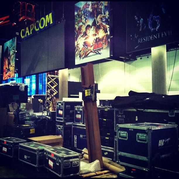 Conférence Nintendo E3 2012 E32012la7