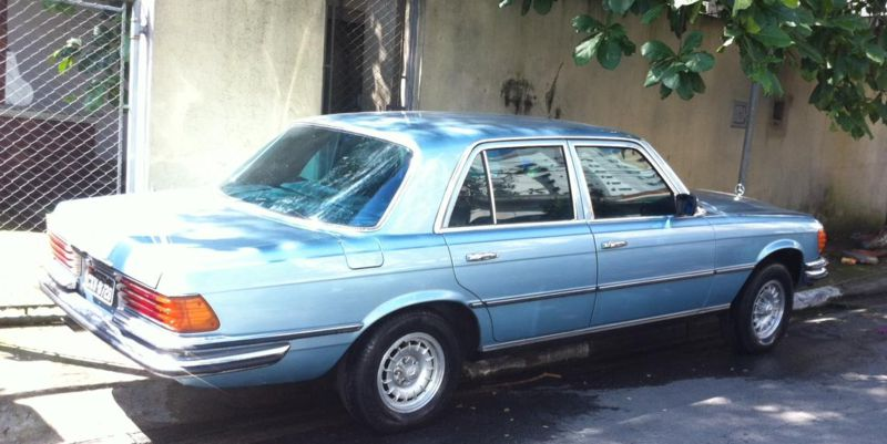 280S W116 1974 - R$ 26 mil W1161