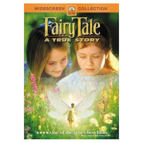 le mystère des fées : une histoire vraie Fairytalej