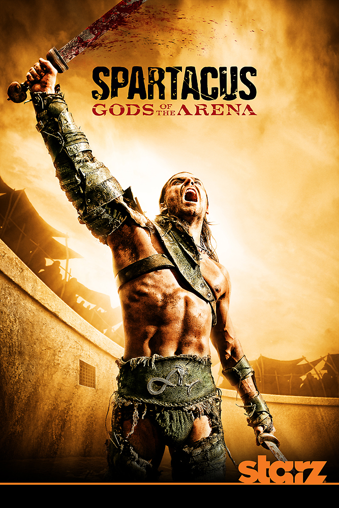 Spartacus Gods of the Arena S01 DVD/720p Minicartaz