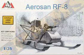 Chez AMG... Aerosanirf8