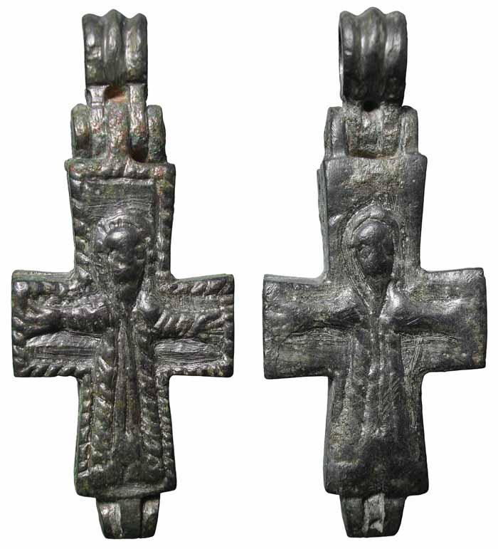 Enkolpio bizantino pectoral - CC(050) Cc050a
