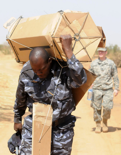 Armée Malienne / Armed and Security Forces of Mali 6809266922ec8fcb77beb