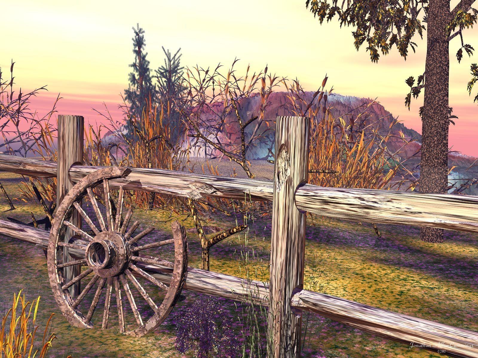 Hình 3D Countryfeeling