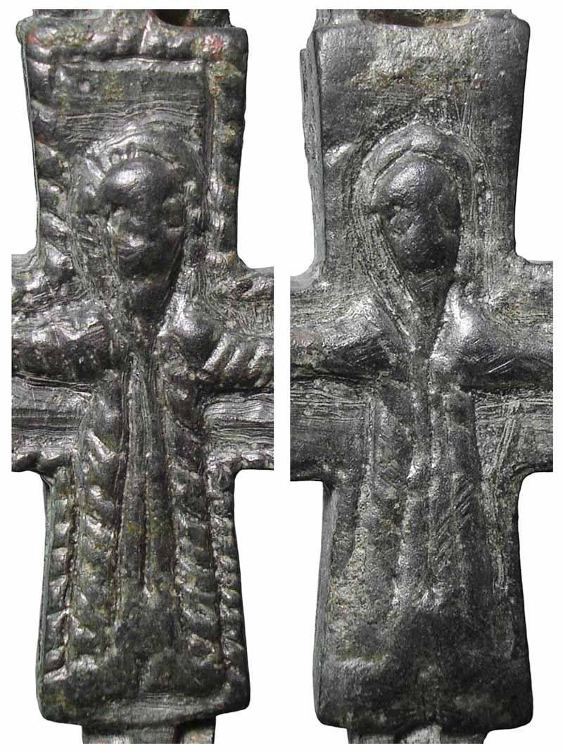 Enkolpio bizantino pectoral - CC(050) Cc050c