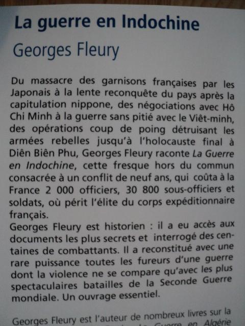 La guerre en Indochine  par  George Fleury Dsc00476wk