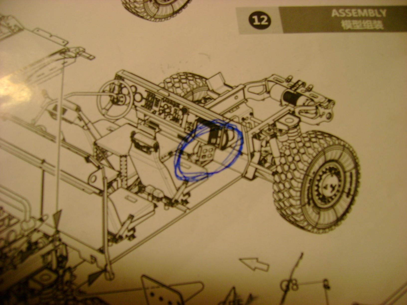 M-ATV Oshkosh....Kit Panda 1/35...Projet terminer !!!!!!!!!! ENFIN !!!!!!!!! - Page 2 94523798