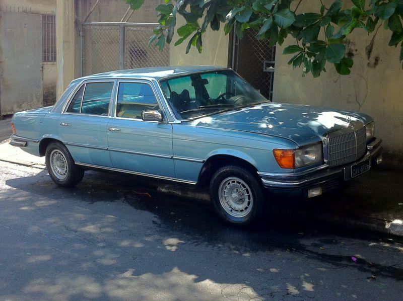 280S W116 1974 - R$ 26 mil W1165