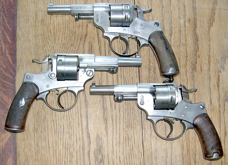Restauration de revolvers 73 Res22