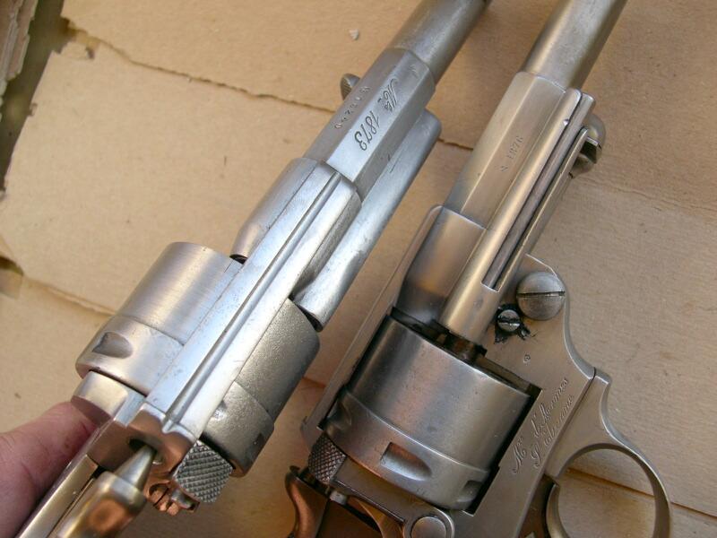 Restauration de revolvers 73 Res21
