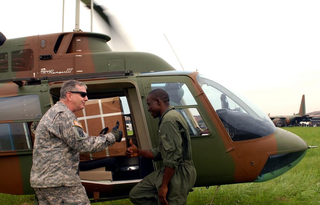 Forces Armées Camerounaises - Page 2 Ussoldiersprepareafrica