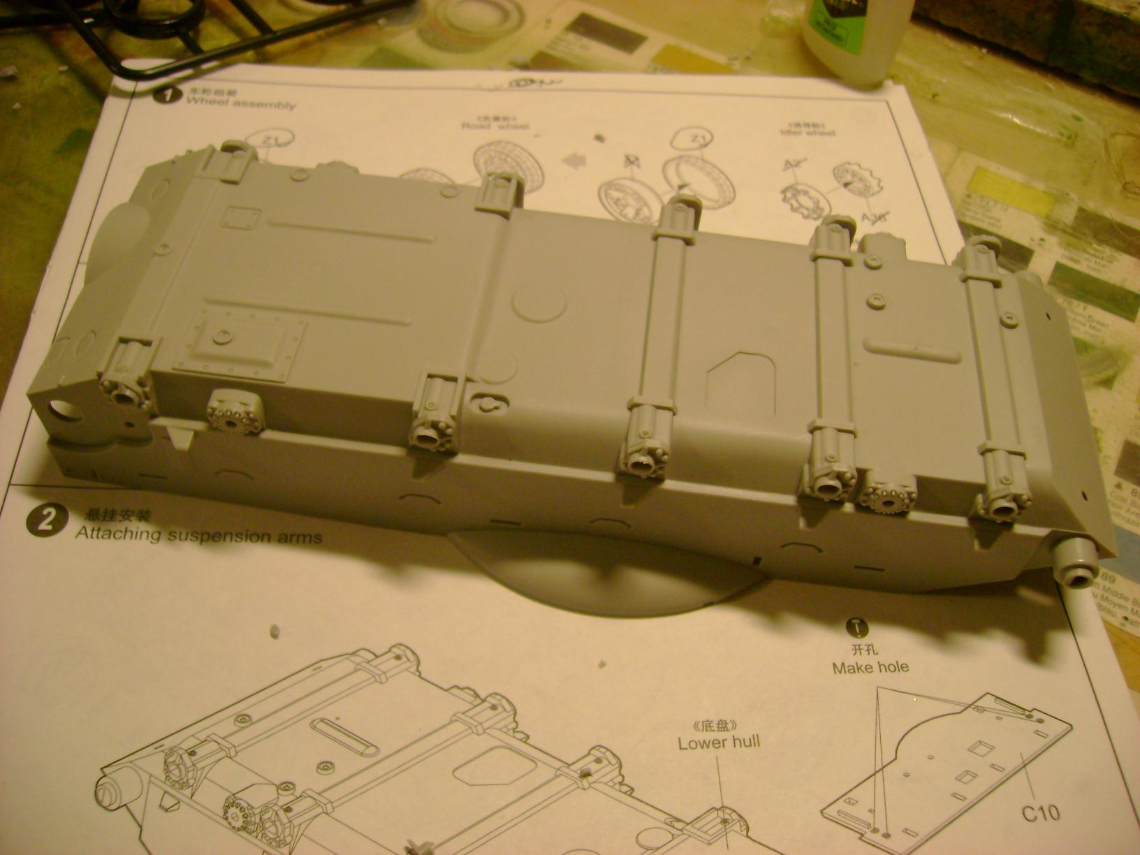 T-62 Trumpeter ...Terminé Up du 11/12... 86803920