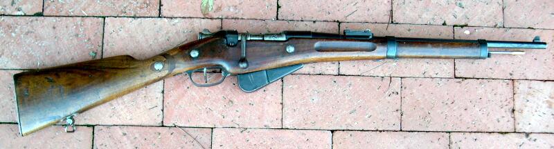 Nombre de mousquetons 1892 M16 produits Contin16f