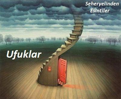 Ufuklar /Yahya Kemal Beyatlı  3cnr