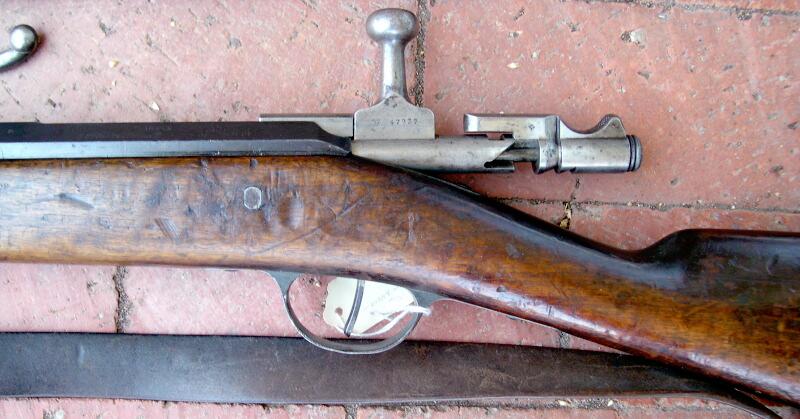 Fusil 1884 Kro14