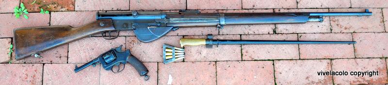 RSC 1917  et   Garand  Dsc0537p