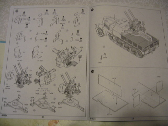Review kit Sd.Kfz.7/1 late version whit Sd.Anhager 52 Trumpeter 1/35 Img3666b