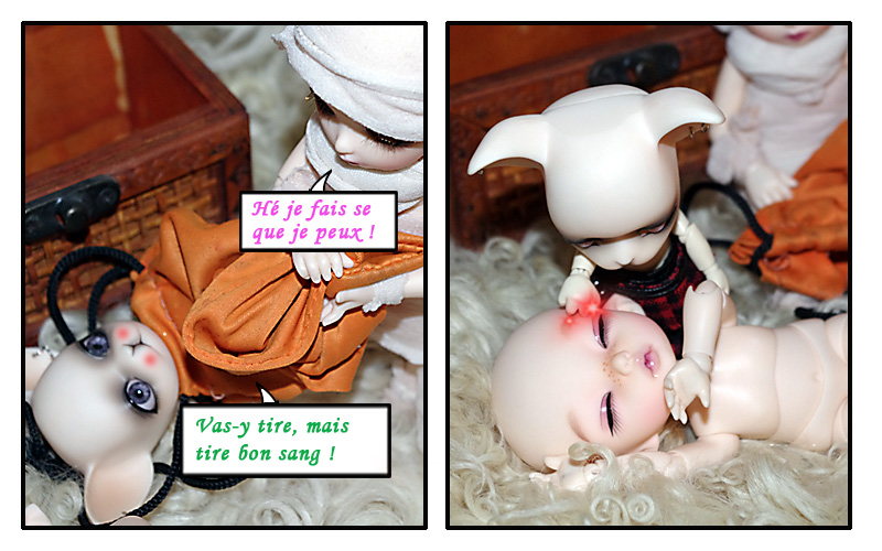 Une histoire de fée - Chapitre 12: La vie continue (P5) - Page 2 Ah58