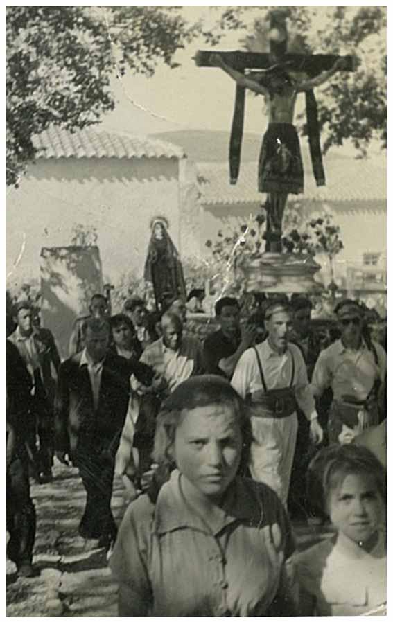 Santísimo Cristo del Sahúco / Mater Dolorosa, S. XVIII Mr248c