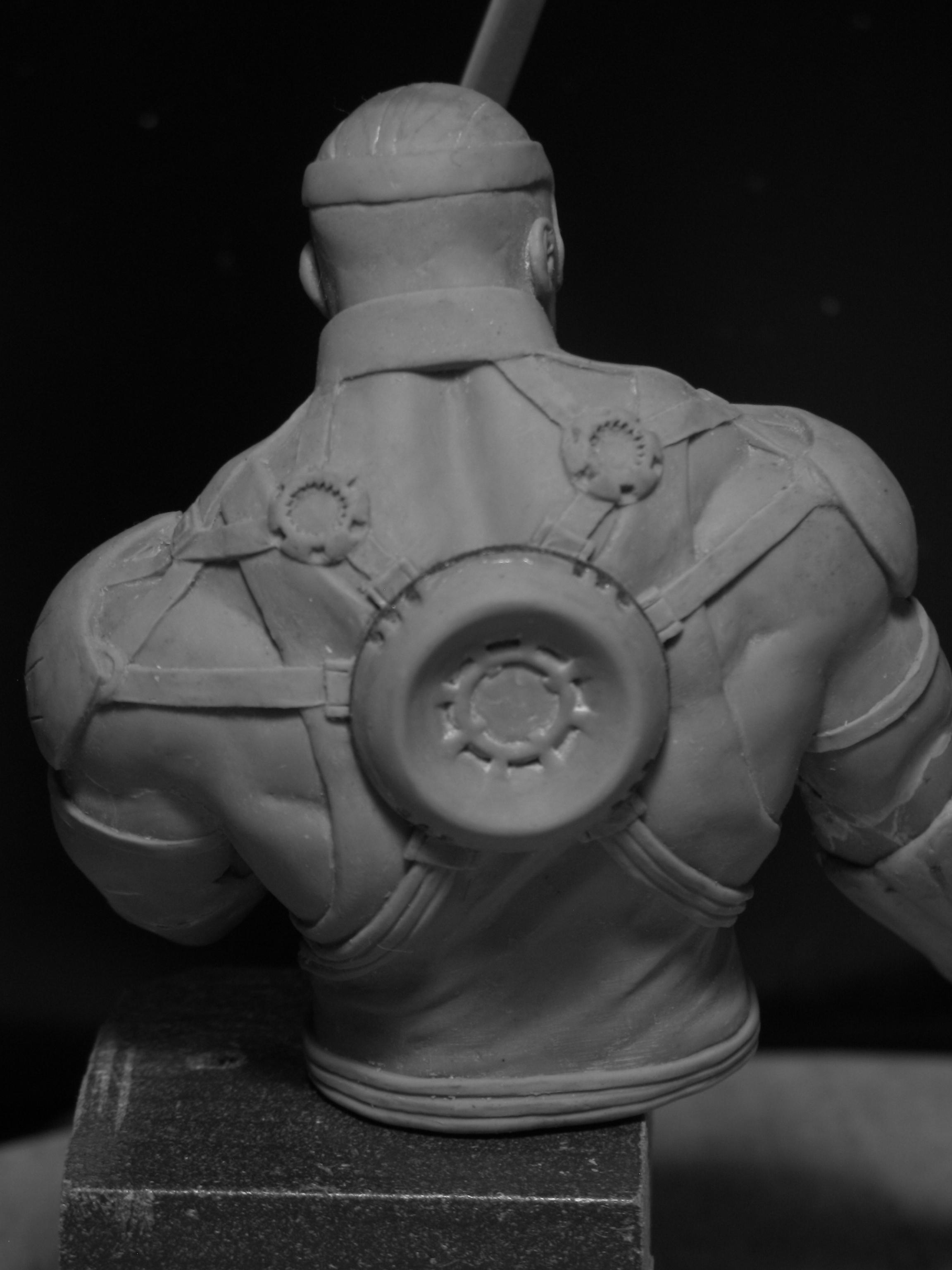 Razorfist (Marvel) Rx12