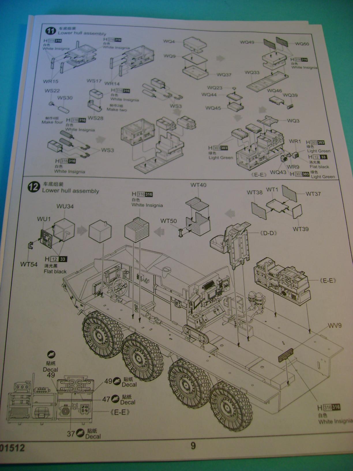 Review Kit M1129 Stryker Mortar Carrier Vehicle MC-B Trumpeter 1/35... Dsc02237z