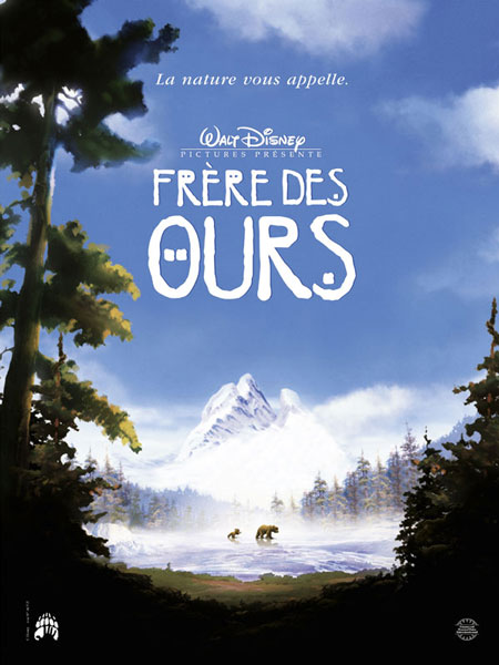 Frère des Ours Affichefreredesours2003