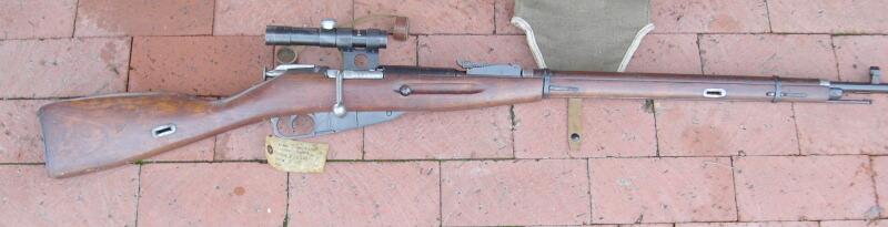Mosin nagant PU sniper Snip10