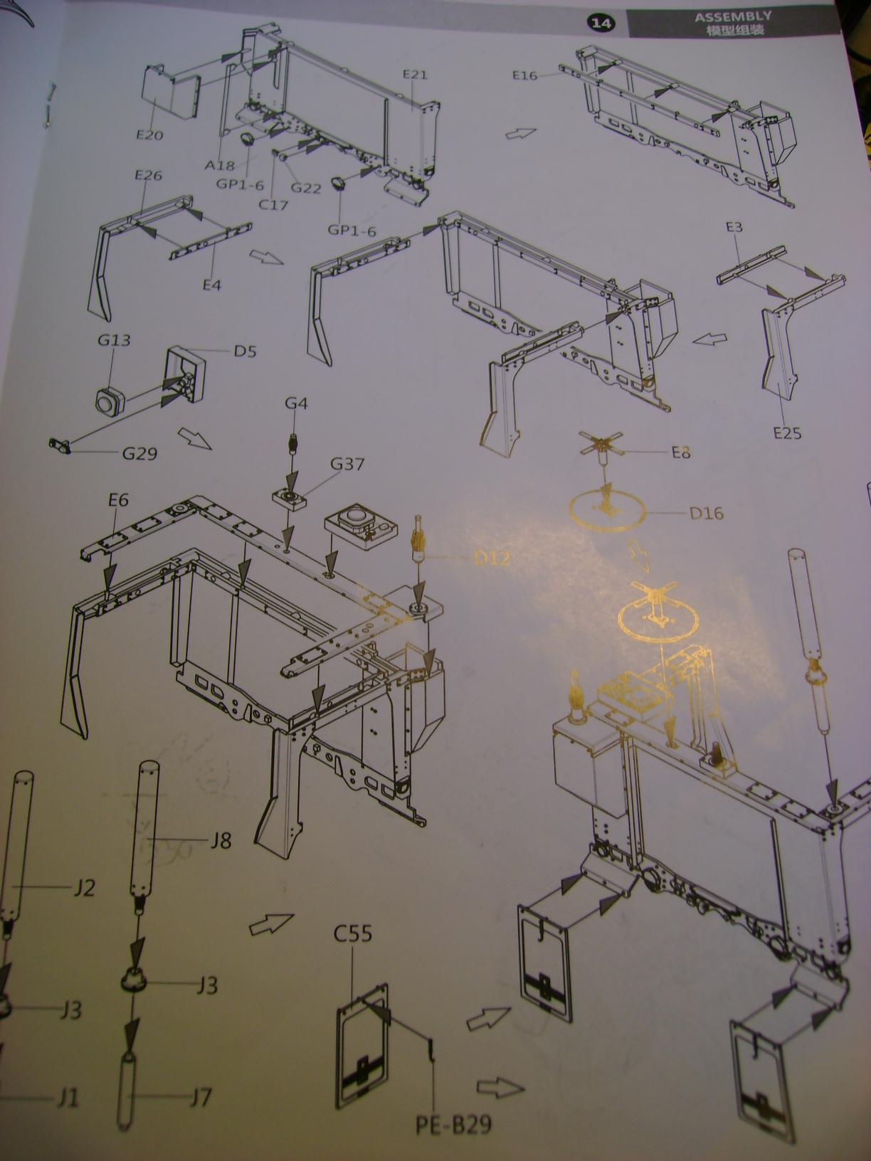 M-ATV Oshkosh....Kit Panda 1/35...Projet terminer !!!!!!!!!! ENFIN !!!!!!!!! - Page 2 23063515