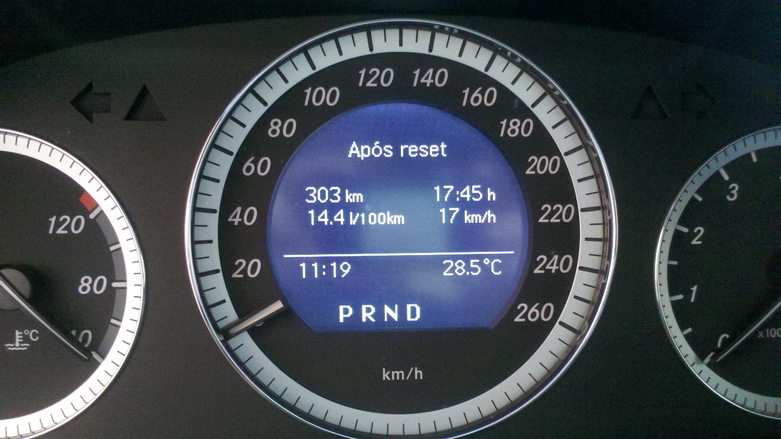 (W204): Classe C - consumo médio de combustível - Página 3 Ib1f