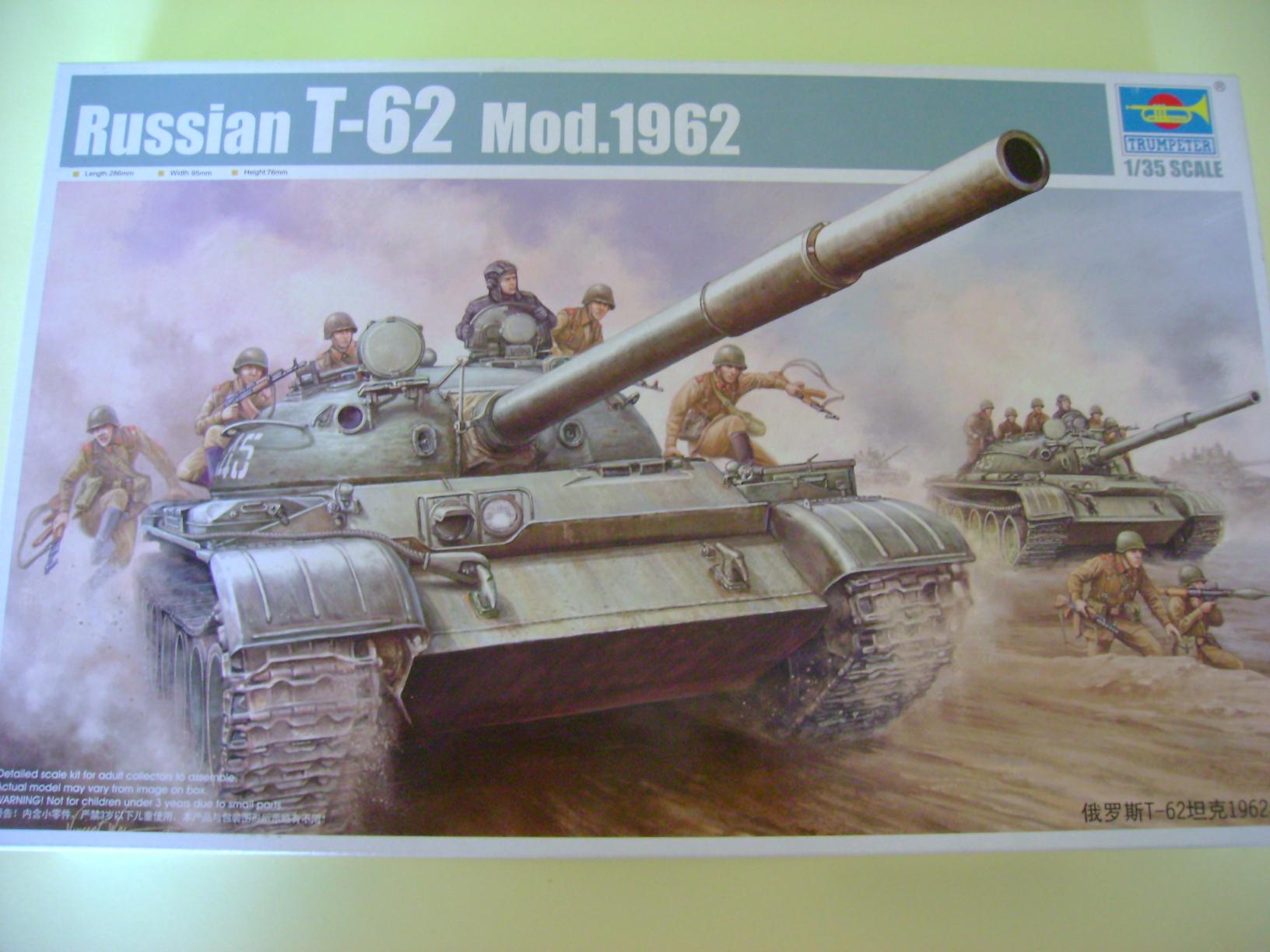 T-62 Trumpeter ...Terminé Up du 11/12... 38462761