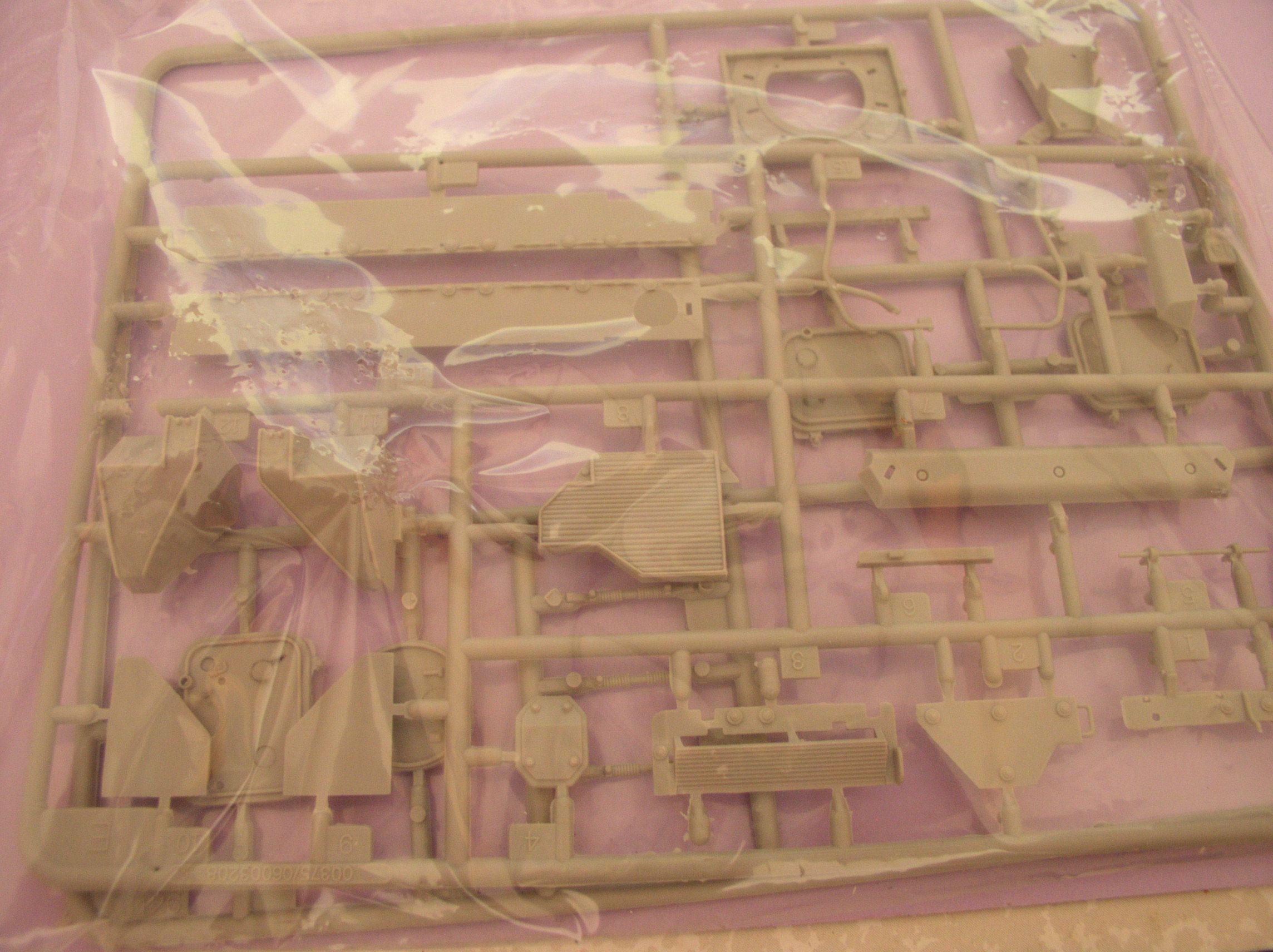 Review Kit Stryker 1132 ESV Trumpeter 1/35 98440967