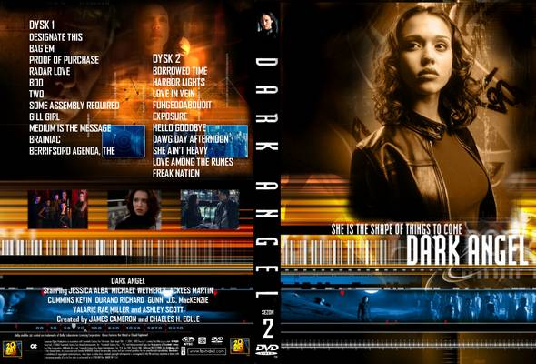 Dark Angel Seasons 01-02 DVDRip Darkangelseason2frontco